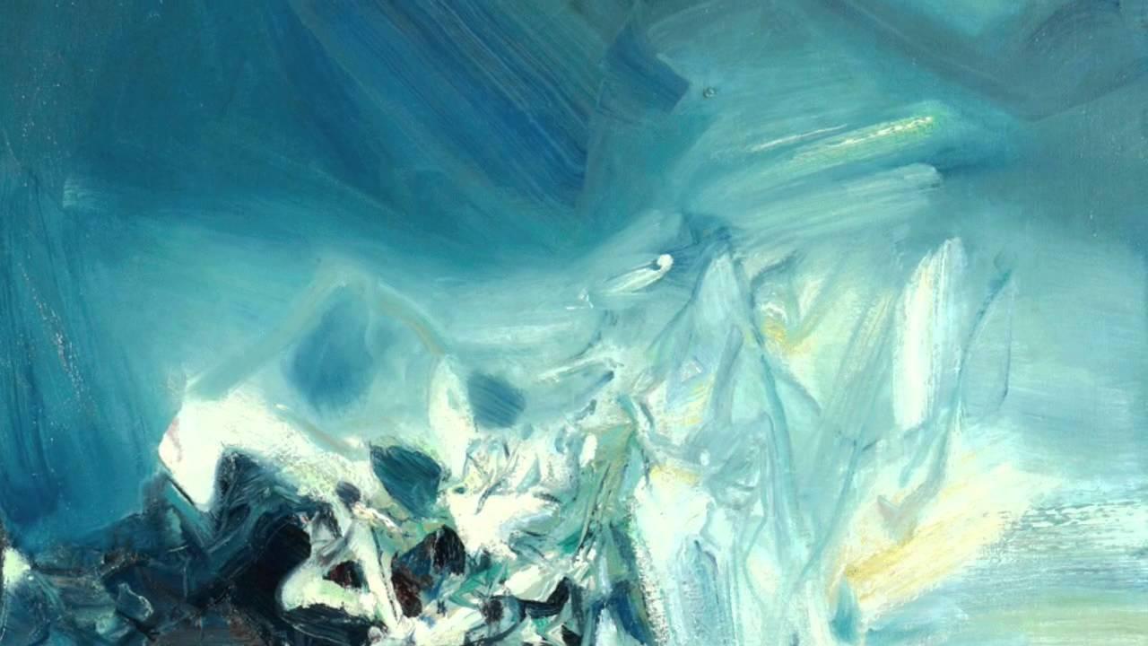 Chu teh chun ou l 39 abstraction lyrique youtube for Abstraction lyrique
