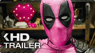 "DEADPOOL 2 ""Pink Suit"" Clip & Trailer (2018)"