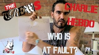 Charlie Hebdo: Whose Fault Is it? Russell Brand The Trews (E231)