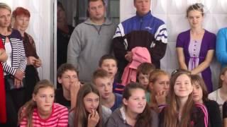 Олімпійський урок для дітей з вадами слуху | Телеканал Новий Чернігів