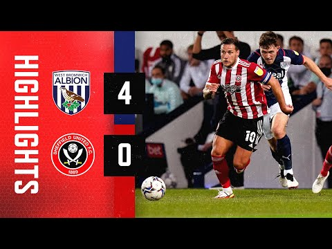 West Brom Sheffield Utd Goals And Highlights