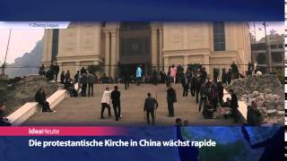ideaHeute vom 11 06 15 - Christenverfolgung - Sat7 erfolgreich - Hudson Taylor & China