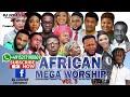 Gambar cover TOP LATEST AFRICAN MEGA WORSHIP MIX VOL 3{SEPTEMBER 2020{BY DJ SCRATCH FT MERCY CHINWO, JUDIKAY,