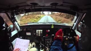 Birr Stages Rally 2014   Donal O'Brien & Stephan Quinn   SS2