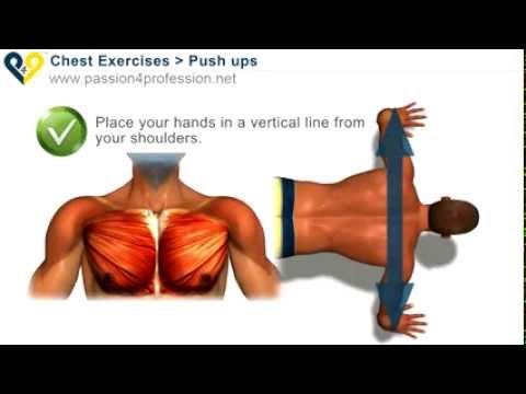Tapgym.net- Cách tập cơ ngực đúng cách (P2)