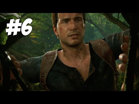 PIRATE TREASURE CITY!! | Uncharted 4 - Part 6