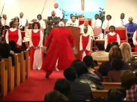 Now Behold The Lamb - Greater Faith Praise Dancers W/ Gifted