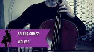Video Selena Gomez, Marshmello - Wolves for cello (COVER) download MP3, 3GP, MP4, WEBM, AVI, FLV November 2017