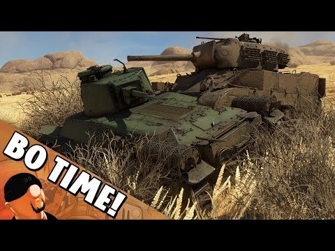 "War Thunder - M8A1 GMC ""Its Not Quiet, Nor Abandoned!"""