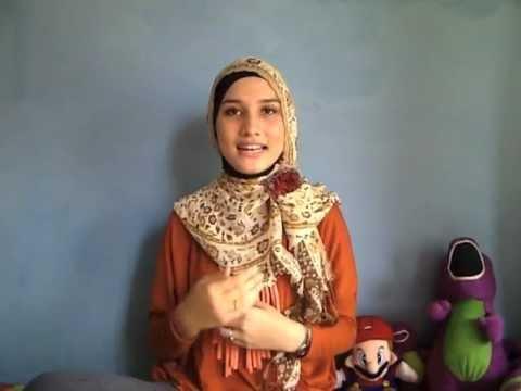 Dwi Handayani Syah Putri For World Muslimah Beauty 2012