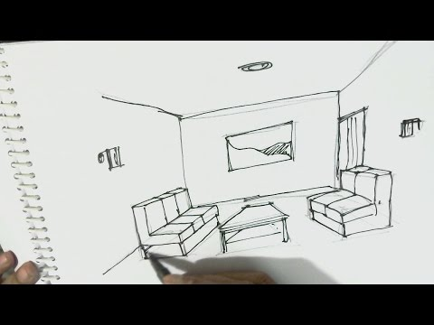 Perspective Interior Rooms Lessons Tes Teach