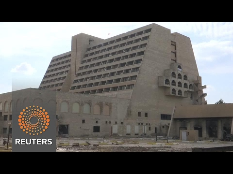 Thumbnail: Inside the luxury Mosul hotel that housed ISIS elite