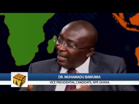 Dr  Mahamudu Bawumia Discusses Ghana's Recent IMF Bailout on Sahara TV Part 2