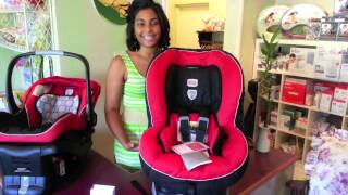 Babeelicious Vlog Episode 2 - Car Seats: Infant Vs Convertible