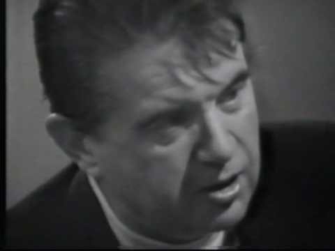 Francis Bacon 2 Early Interview On Art Youtube