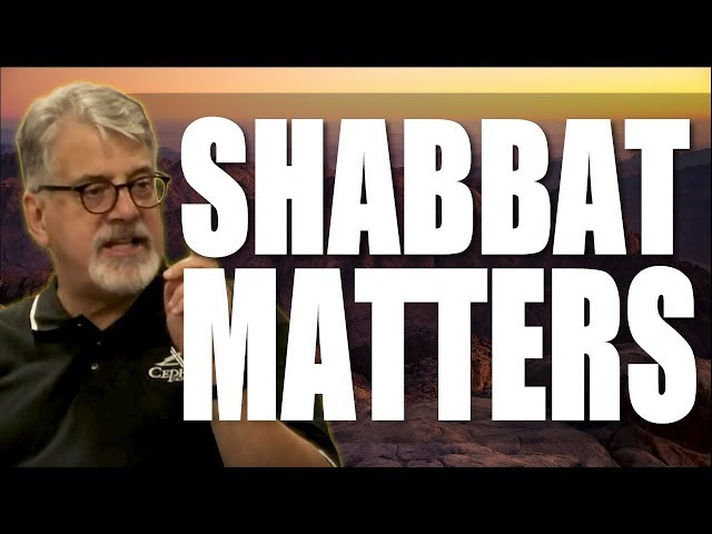 The Covenant Between Us Part 8 - Remember The Sabbath