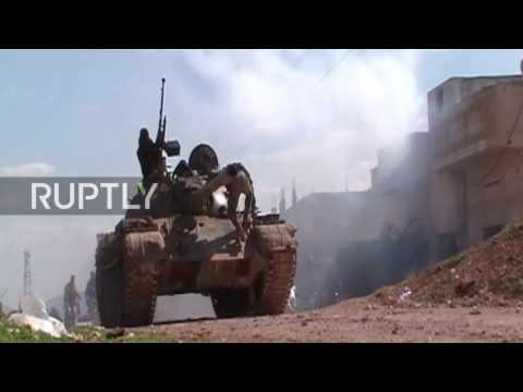 Syria: SAA repels opposition forces following militants' assault in N. Hama