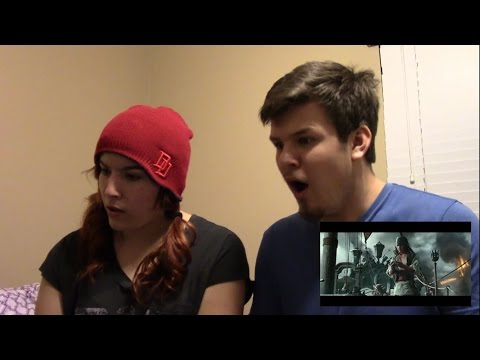 Pirates of the Caribbean Trailer #3 Reactions