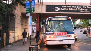 Mta Bus From Bayonne To Staten Island
