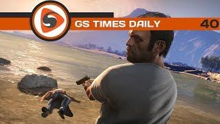 GS Times [DAILY]. GTA 5 не выйдет на PC в январе