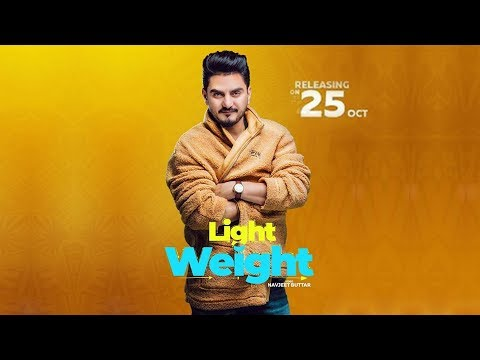 Light Weight l First Look l Kulwinder Billa l New Punjabi Song l Dainik Savera