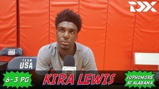 Kira Lewis: 2019 USA Basketball U19 Training Camp Interview
