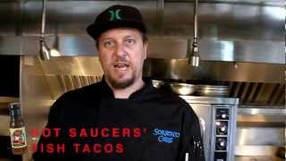 How To Make Fish Tacos With A Kick!