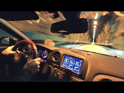 1400HP Nissan GT-R Monstaka Launch Control & Insane Tunnel Runs!