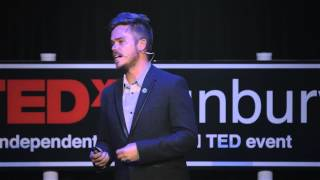 Building a sense of place through street art | Andrew Frazer | TEDxBunbury