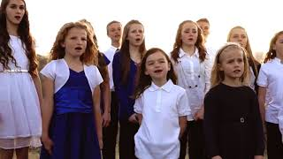Hallelujah ft Vision Children's Choir Filmed at Sunrise!
