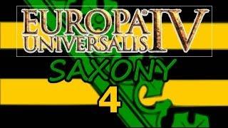Europa Universalis 4 IV Saxony Ironman Hard 4