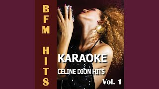 Where Does My Heart Beat Now (Originally Performed by Celine Dion) (Karaoke Version)