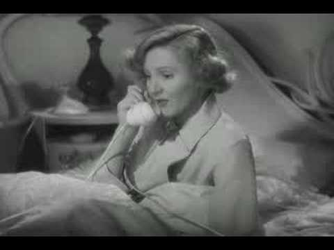 Jean Arthur's Wake Up Call: Easy Living