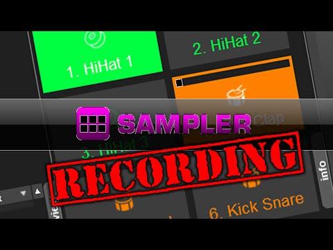 Sampler Recording - VirtualDJ 8
