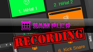 Sampler Recording - VirtualDJ 8