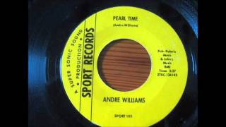 "Andre Williams.   ""Pearl time"".  Northern soul ;    Pierot"