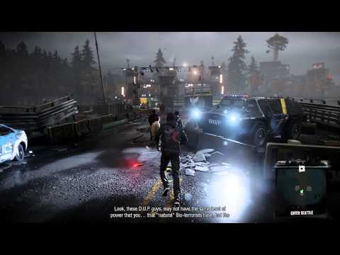 inFAMOUS Second Son Hero Episode 2- Welcome to Seattle