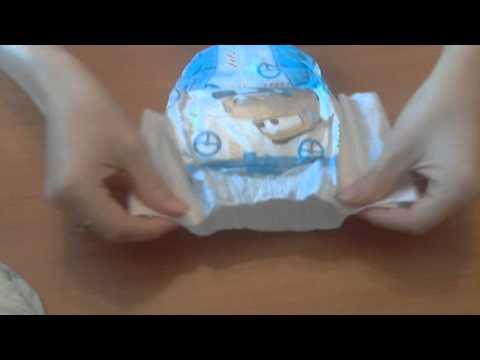 Сравнение трусиков подгузников Pampers и Huggies