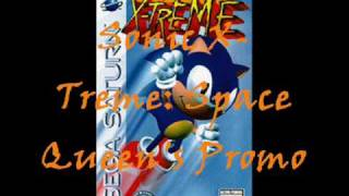 Sonic X-Treme Music: Space Queen's Promo Theme (By Chris Senn)