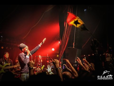 Sizzla Live in Paris x Cabaret Sauvage | France - Nov. 2014 [Extract]