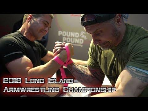 2018 Long Island Armwrestling Championship | Right Arm