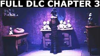 The Residence - Little Nightmares: Secrets Of The Maw DLC Chapter 3 - Full Walkthrough & Ending