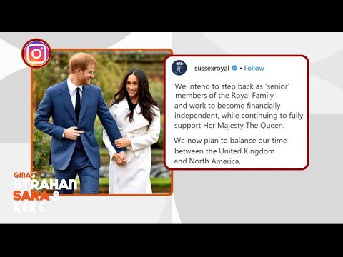 Michael, Sara And Keke React To Prince Harry And Meghan Markle's Big Announcement