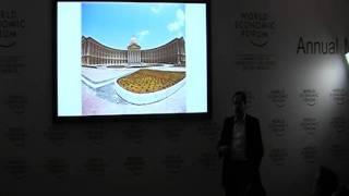 Wharton IdeasLab at the World Economic Forum in Davos 2012