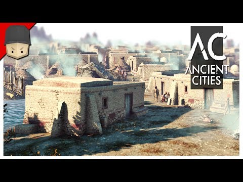 ANCIENT CITIES - Gameplay & Kickstarter (Strategy & Survival City Builder)
