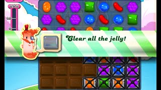 Candy Crush Saga Level 995 walkthrough (no boosters)
