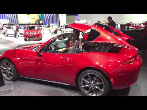 2017 mazda miata hardtop convertible youtube. Black Bedroom Furniture Sets. Home Design Ideas