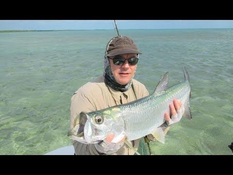 Fly Fishing Cuba, Inshore Grand Slam 27.2.2017