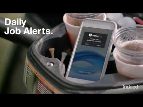 Daily Job Alerts Golf | Indeed Australia