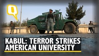 Attack on the American University of Afghanistan